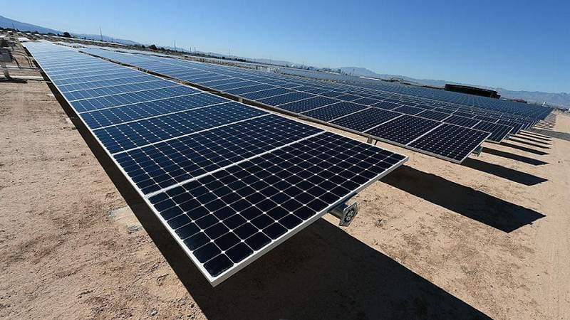 بعد تخطيط 10 سنوات.. لاس فيغاس تعتمد على الطاقة المتجددة بشكل كامل.