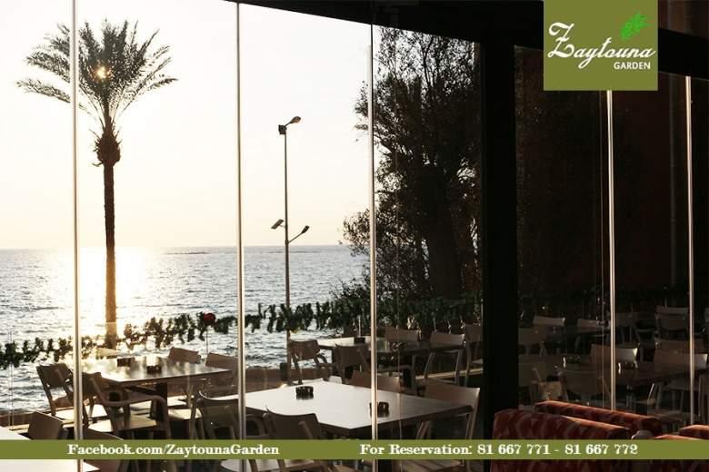 Zaytouna Garden عنوانُ اللقمة الطيبة وكرم الضيافة في مدينة صور