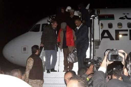 استمرار توقيف خاطفي الطائرة الليبية في مالطا