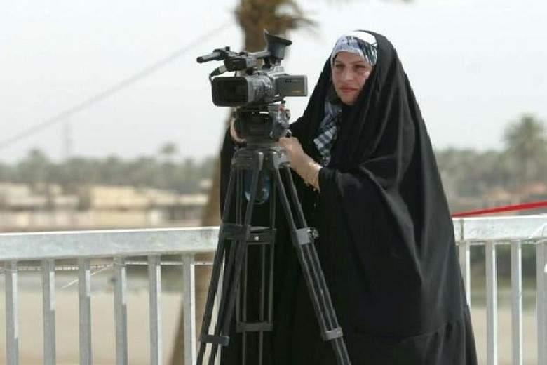 اختطاف صحفية عراقية من منزلها في بغداد.