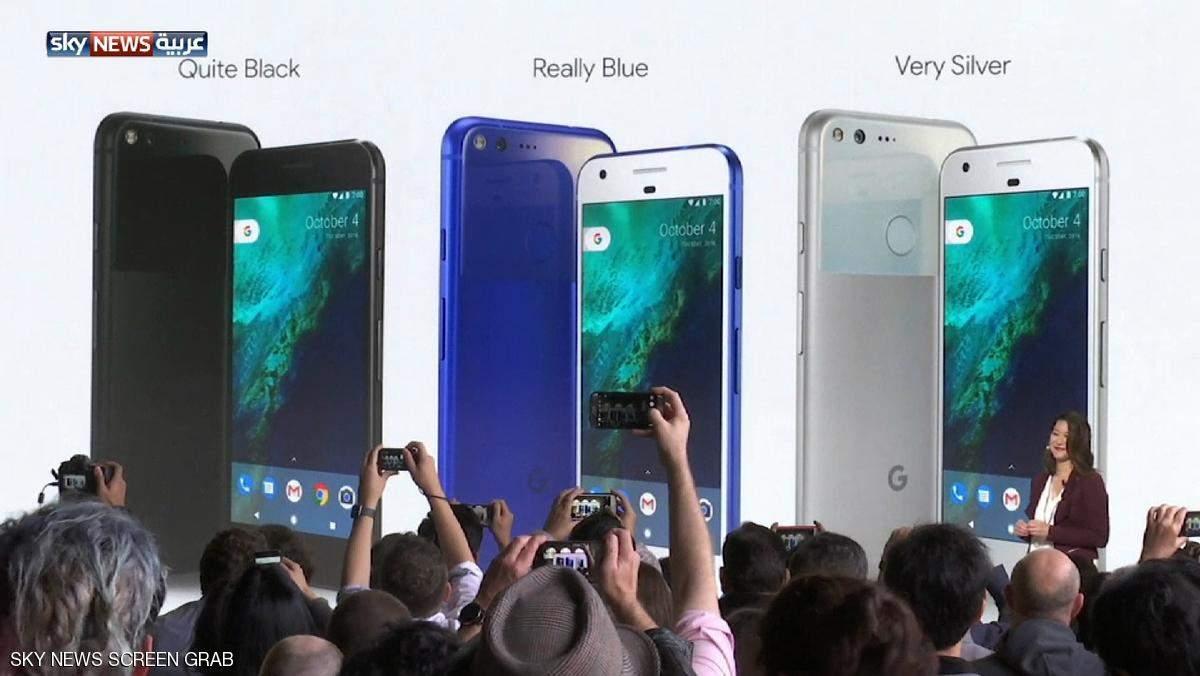 """هاتف غوغل الجديد """"يتجمد"""""""
