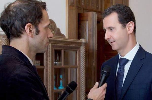 الأسد يفجّر تصريحات قوية بخصوص ترامب والإرهابيين !