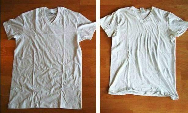 حيلة منزلية لإعادة الملابس المنكمشة إلى حجمها الطبيعي بعد غسلها!