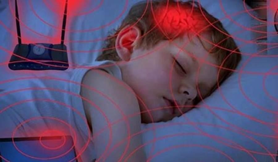 أجهزة الـ Wi-Fi خطر بالغ على صحة الأطفال