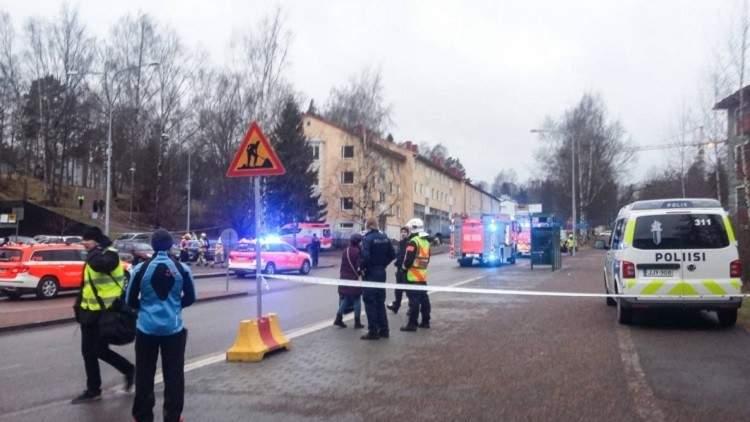 وقوع إصابات بعملية دهس لحشد من الأشخاص قرب محطة مترو في هلسنكي