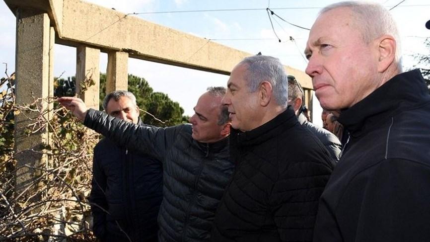 """عملية البحث عن الأنفاق المزعومة تصل إلى نهايتها.. نتانياهو يتباهى: """" """"درع الشمال"""" تكاد تكون وراءنا"""""""