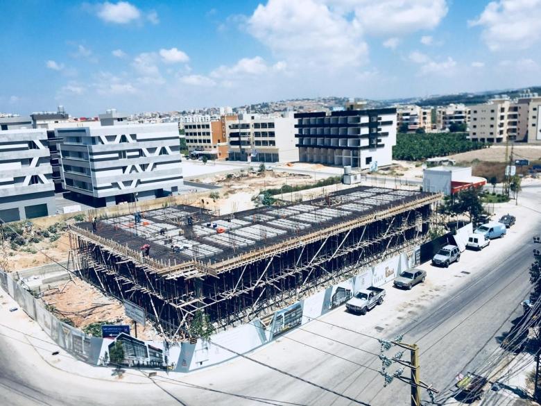 بالصور والفيديو/ مشروع جديد وضخم بمواصفات عالية الجودة لـBadawi Construction...سنتر بدوي ومسعود سيبصر النور في صور