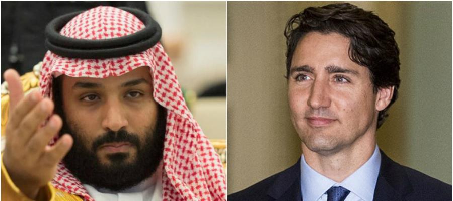 """السعودية تطلب مغادرة السفير الكندي لديها بغضون ساعات..هو شخص """"غير مرغوب به"""""""