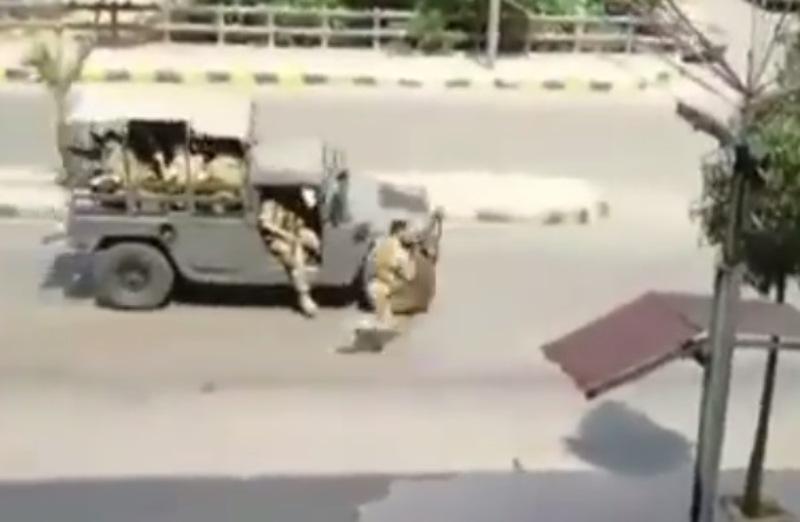 قاموا بالإعتداء على عناصر في الجيش اللبناني بالحجارة...توقيف 5 اشخاص في البداوي