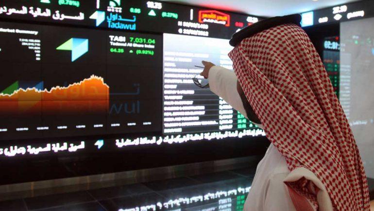 البورصة السعودية نحو الهاوية...والخسائر قدرت بـ114 مليار ريال في أسبوعين !