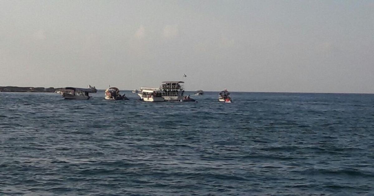 وفاة عنصر في قوى الامن الداخلي كان يمارس هواية صيد الاسماك على شاطىء البحر في محلة الشيخ زناد - عكار