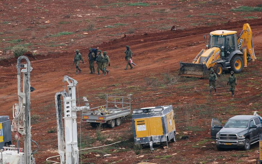 """الاندبندنت """"تسخر"""" من عملية """"درع الشمال"""" : لم تتمكن """"إسرائيل"""" من اكتشاف النفق في مليتا على مدار 9 سنوات!"""