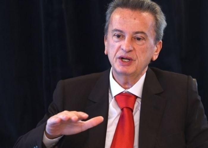 رياض سلامة: مستمرّون بتأمين استقرار سعر صرف الليرة...ومصرف لبنان يحضّر لتسديد استحقاقات الدولة بالدولار لحماية مصداقية لبنان
