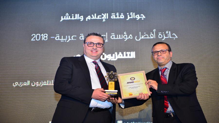 التلفزيون العربي» .. أفضل قناة عربية لعام 2018
