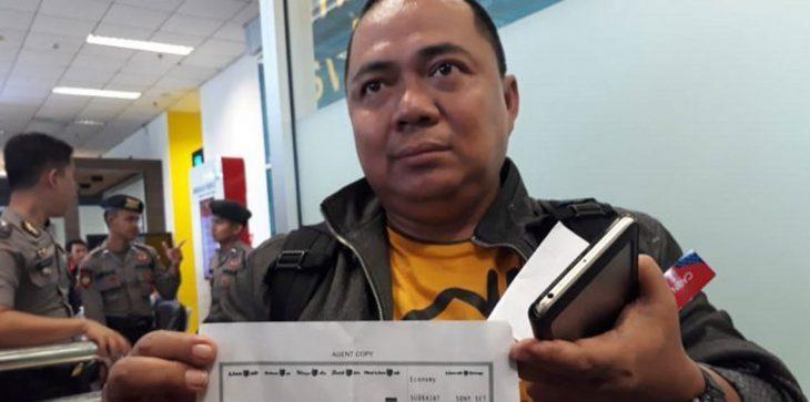 زحمة المرور أنقذته من رحلة الموت... وصل إلى المطار بعد عشر دقائق من إقلاع الطائرة الإندونيسية... 6 من زملائه لقوا حتفهم في الكارثة