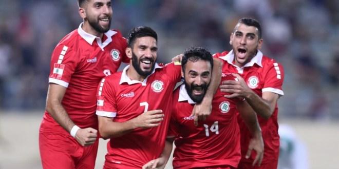 لبنان يفرض التعادل السلبي على كوريا الجنوبية ضمن المباراة في بيروت