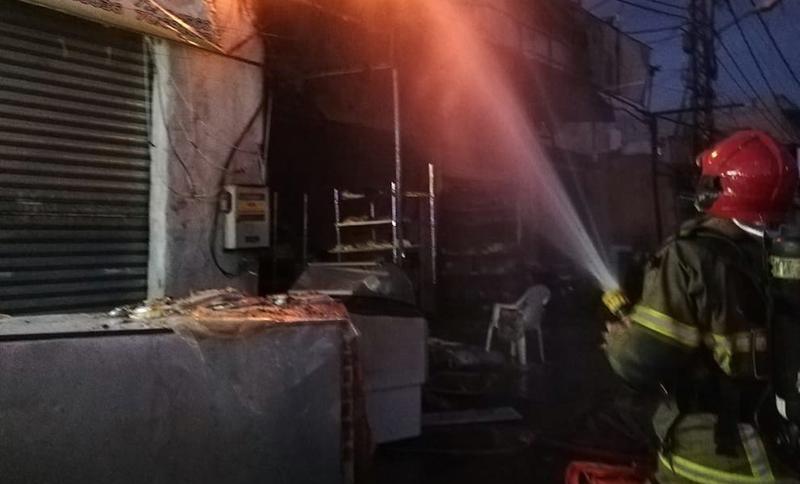 نقابة عمال المخابز عن ضحايا حريق الفرن في صور: جريمة إهمال تطال العمال الذين يسعون وراء لقمة العيش