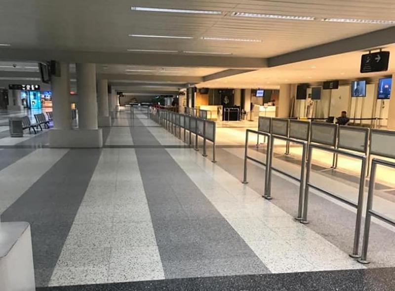 رئيس مطار بيروت تعليقاً على انخفاض الحركة في المطار: الأمر طبيعي في شهر تشرين الأول ونأمل إرتفاع الحجوزات في موسم الأعياد