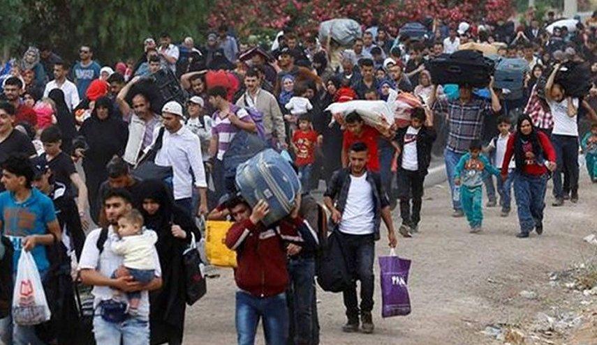 قبيل انتهاء الحرب بشكل رسمي.. 90 الف نازح يعودون من لبنان الى سوريا