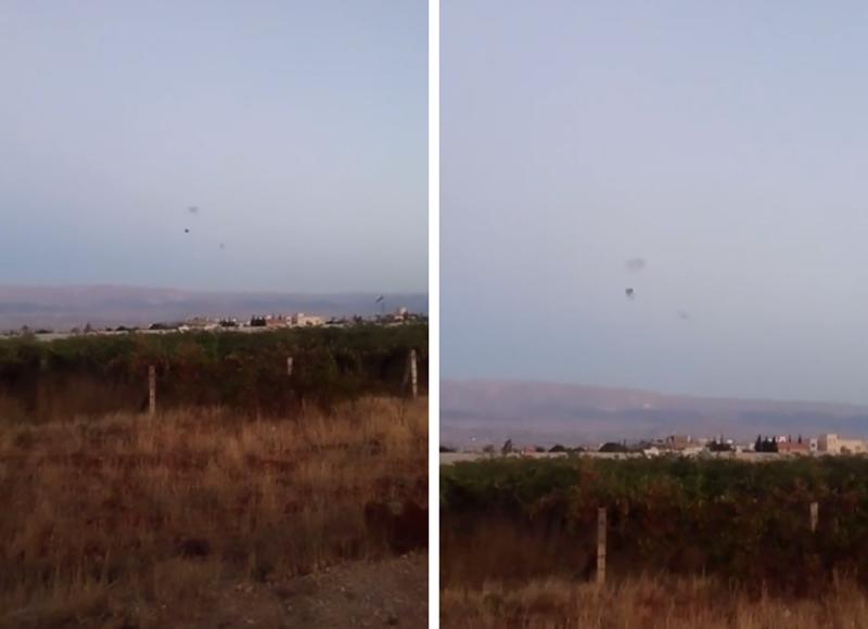 في الحمودية: إشكال بين عائلتين استعملت فيه قذائف صاروخية ليلاً مما أدى إلى سقوط جرحى