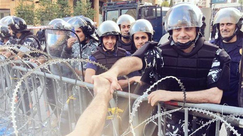 """شرطة مجلس النواب نفت ما أورده عضو بلدية طرابلس حول اعتقالها عدداً من الشبان...""""الشرطة ليست ضابطة عدلية ولا تقوم بأية توقيفات"""""""