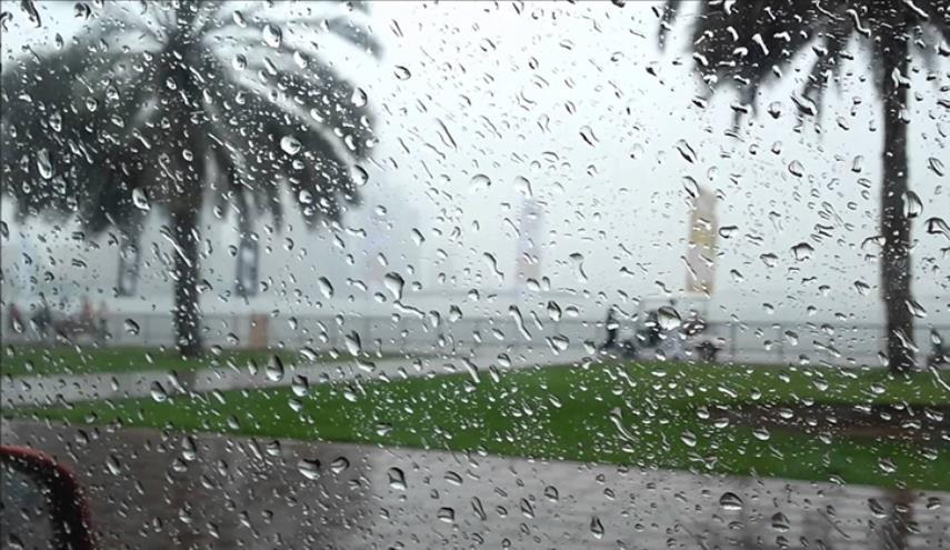 """الطقس نهاية الأسبوع """"شتوي"""".. تساقط امطار  وبرق ورعد خصوصا في الشمال!"""