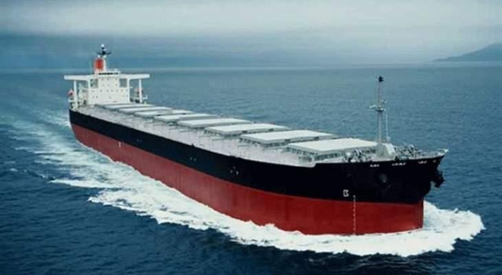 AFP: إعتراض سفينة في جبل طارق يشتبه بنقلها النفط الى سوريا رغم الحظر