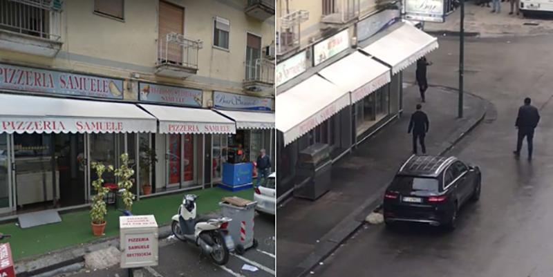 """""""أحدهم أطلق النار على شابين يترجلان من سيارة""""...الفيديو المتداول عبر مواقع التواصل الإجتماعي مشهد تمثيلي لمسلسل في إيطاليا!"""