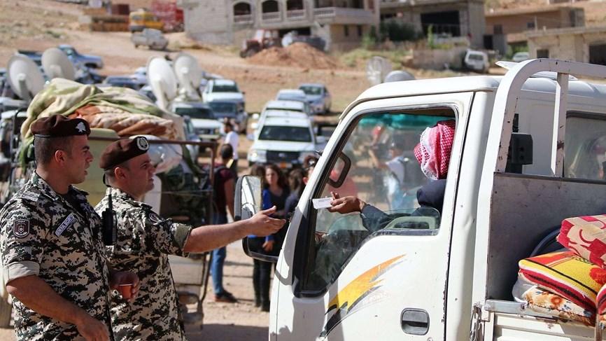 """بعد تصريح """"هيومن رايتس وتش""""... الأمن العام اللبناني يرد: """"النازحين يعودون طوعاً وبملء ارادتهم"""""""