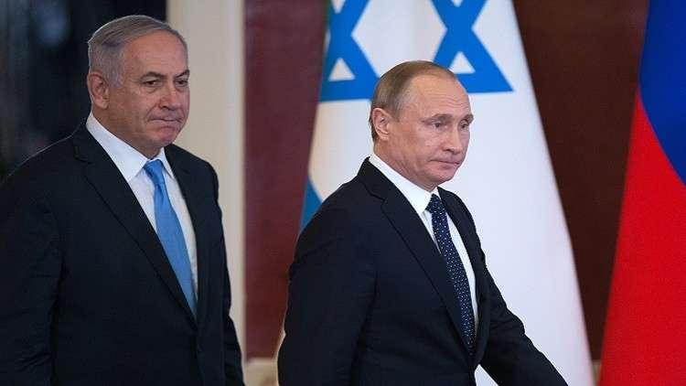 """موقع عبري: بوتين يطالب نتنياهو بتفاصيل """"درع الشمال"""" في مكالمة """"لم تتسم بالأجواء الودية"""" وعسكريي الإحتلال يخافون تسريبها!"""