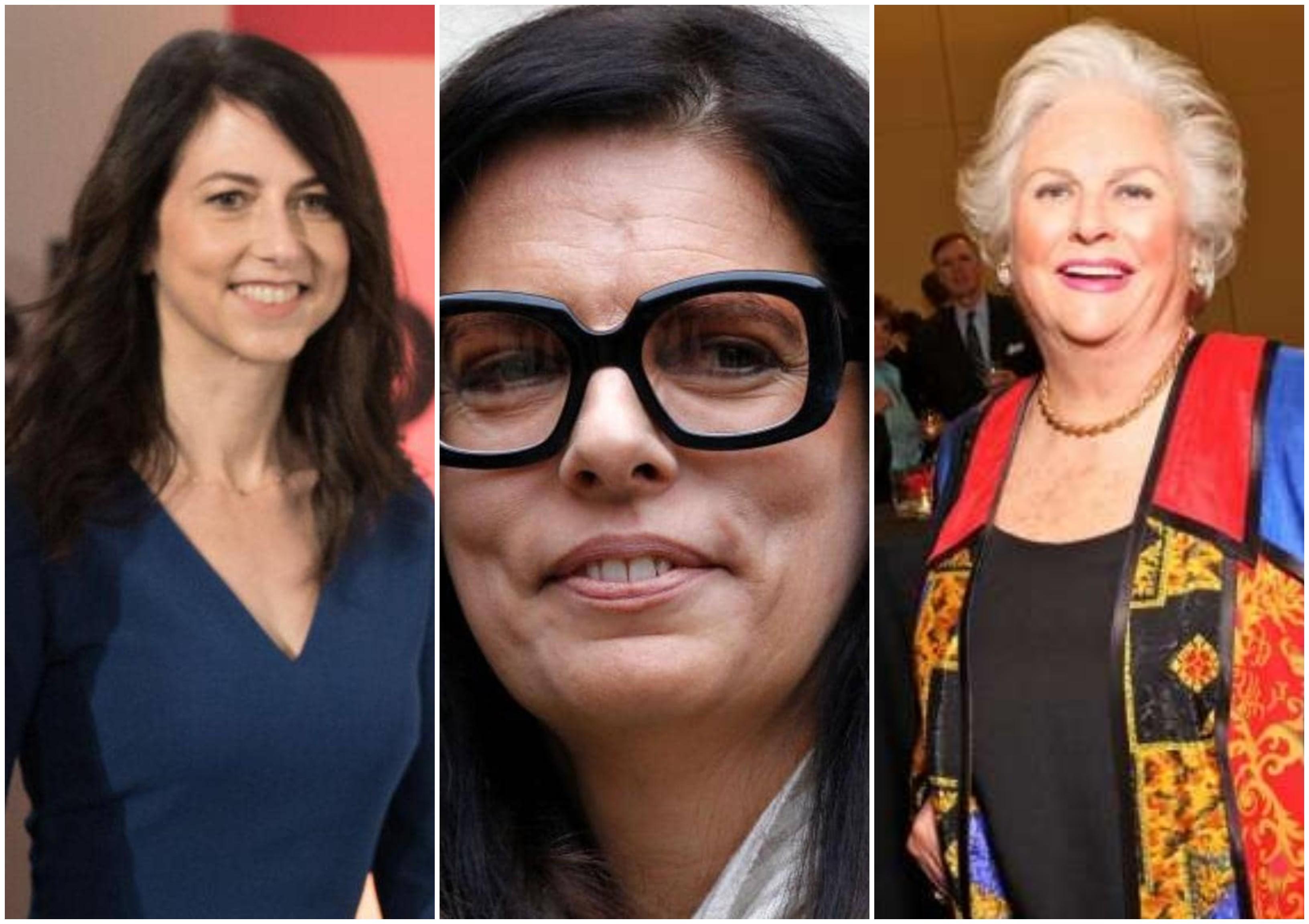 """5 نساء سيدخلن التاريخ وستتجاوز ثرواتهن الـ100 مليار دولار...إحداهن جمعت ثروتها من شركة """"مارس"""" للشوكولا"""