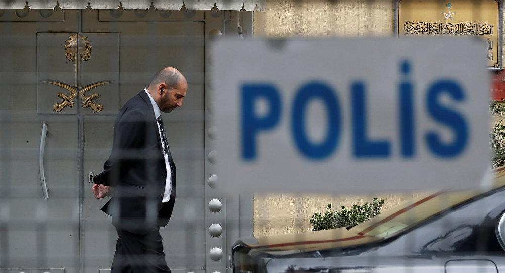 الأناضول: السلطات السعودية منعت تفتيش بئر داخل حديقة مبنى القنصلية في إطار تحقيقات مقتل خاشقجي