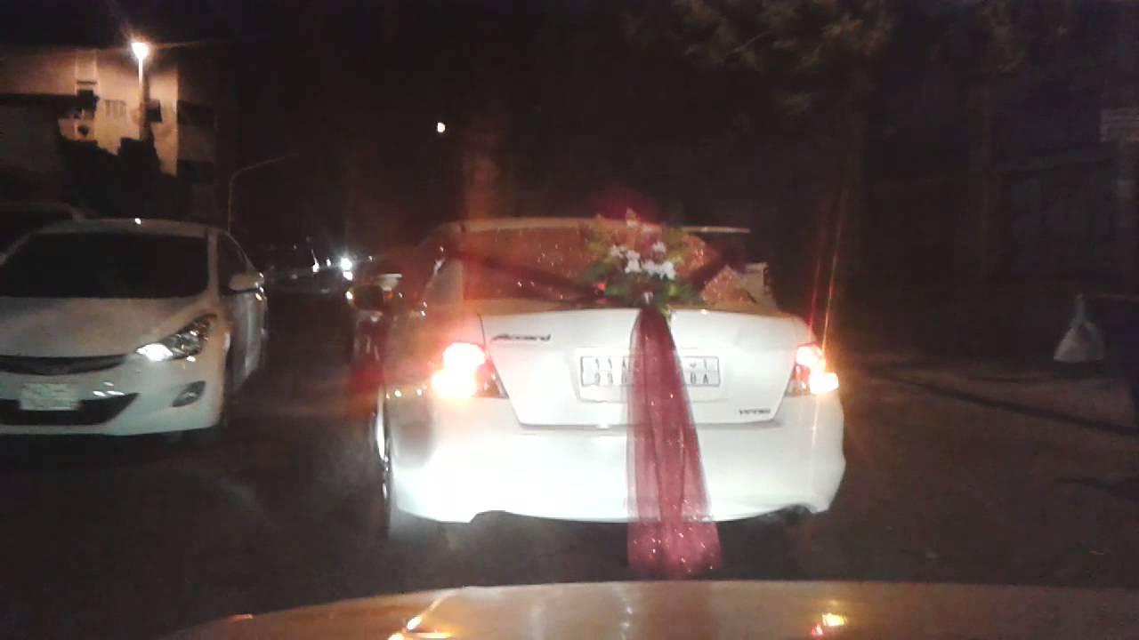 تضارب اثر مرور موكب زفاف في منطقة مرياطة...من موكب زفة إلى إشكال على أفضلية مرور