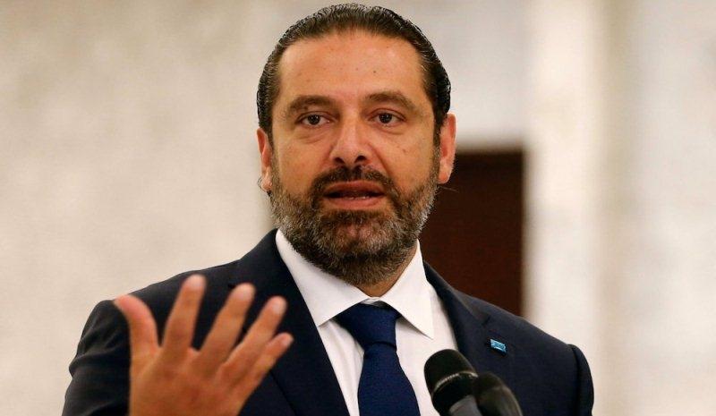"""الحريري: اللبناني """"وين ما بتكبوا بالخارج بيجي واقف"""" الا بلبنان """"بيجي قاعد"""""""