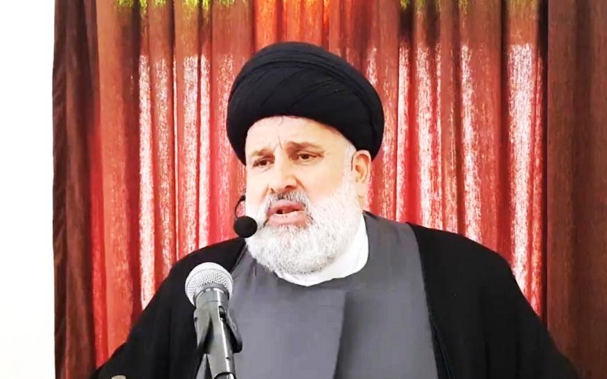 السيد علي فضل الله: للخروج من حكم الامراء الى منطق الدولة
