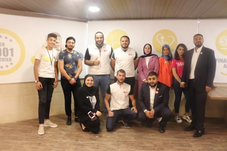 جمعية بنين نظمت يوماً للتبرع بالدم في مركزها في بيروت