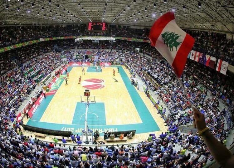 لبنان يحقّق فوزًا مهمًّا وتاريخيًا على الصين بنتيجة 92-88 في تصفيات مونديال كرة السلّة