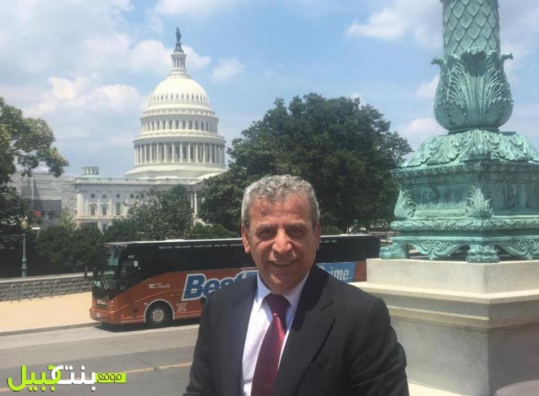 """بزي أمام وفود نيابية وأعضاء من الكونغرس الاميركي في واشنطن: """"فرض عقوبات على نواب من دولة أخرى تهديد للديمقراطية"""""""