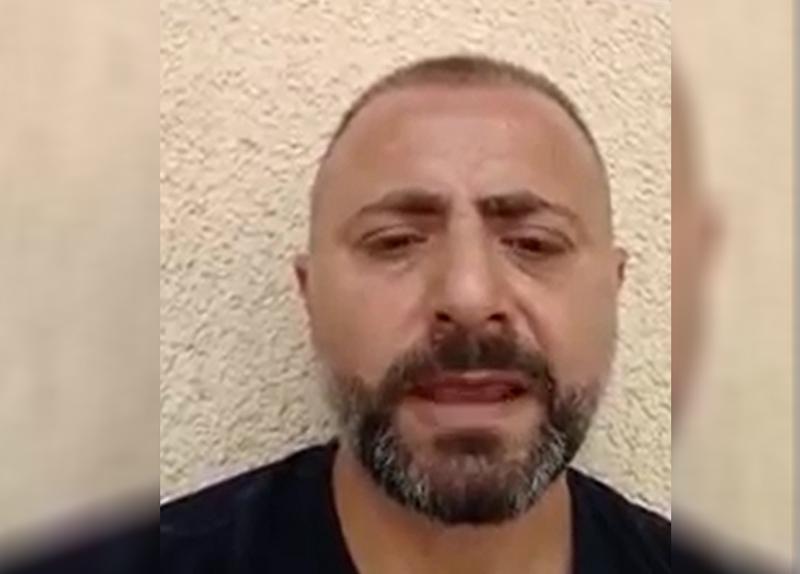بالفيديو/ أستاذ في الجامعة اللبنانية يضرب عن الطعام ويوجه رسالة من القلب لطلابه
