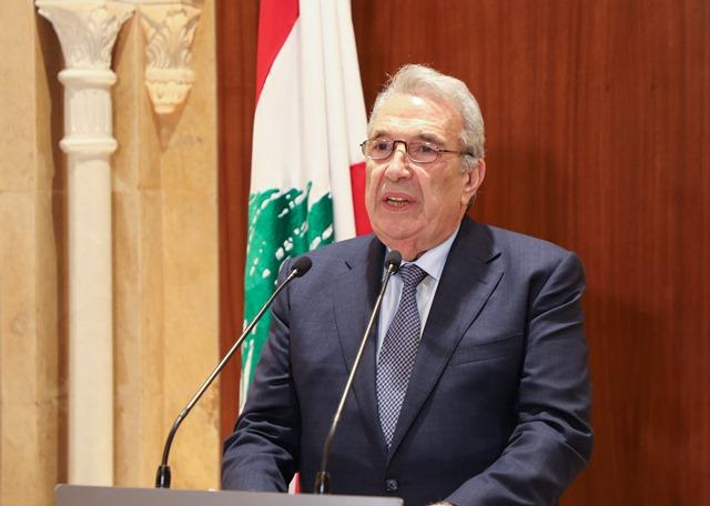 سمير الخطيب: دقة الأوضاع تستوجب ان يكمل سعد الحريري المشوار