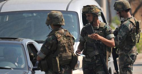 الجيش: توقيف مطلوب في بوداي ومصادرة 200 كلغ من الحشيشة