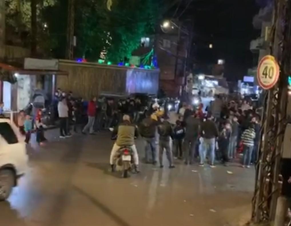 الوكالة الوطنية:  تحركات شعبية في مناطق عكارية تضامنا مع الحريري