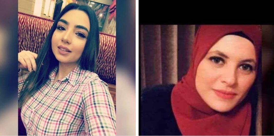 عائلتا الفقيدتان ريان مقصود ونادين محمد تعفيان عن السيدة التي تسببت بحادث السير