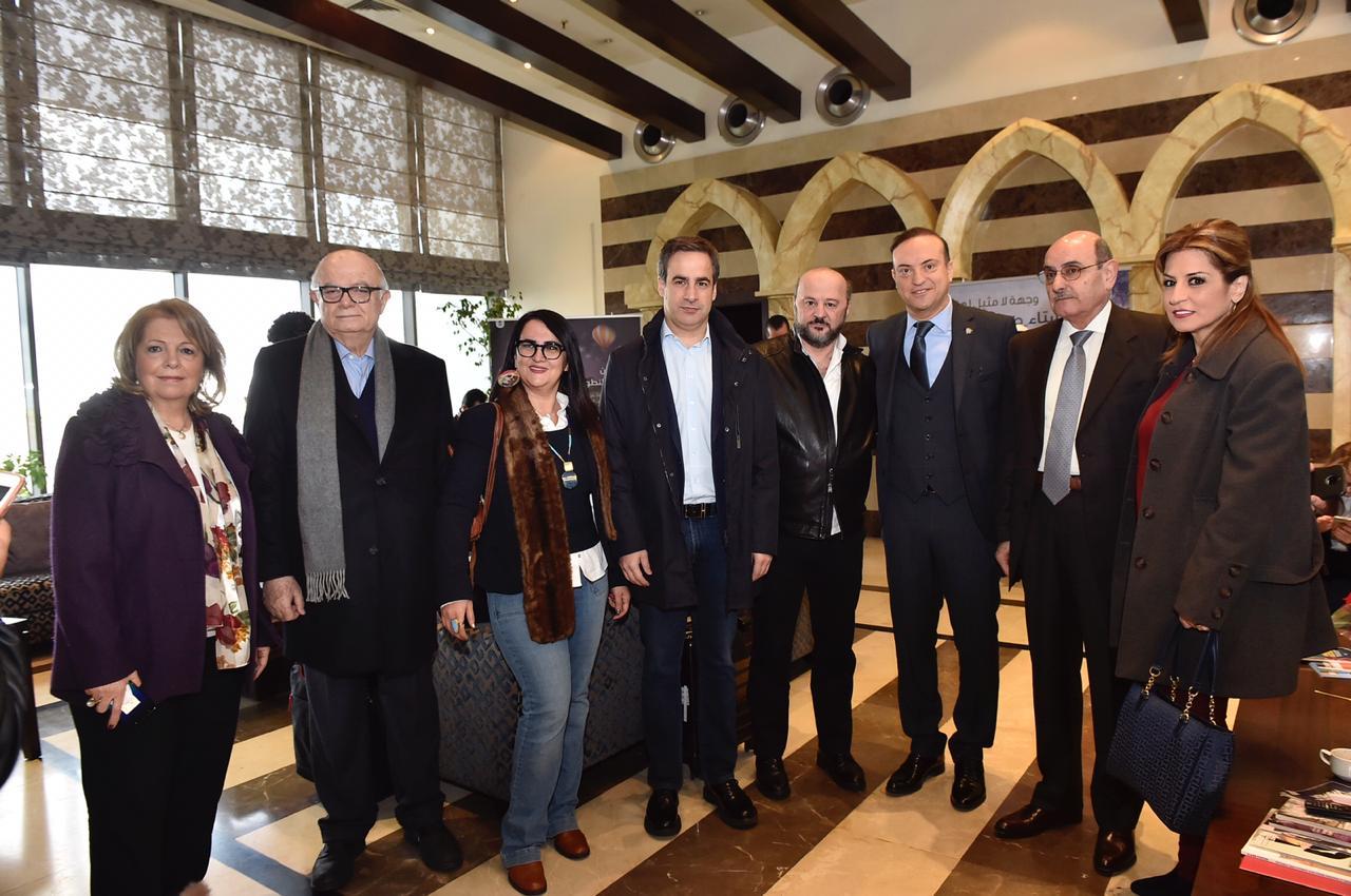وفد لبناني كبير وحضور سياسي غير مسبوق...أكثر من مئة شخصية توجهوا على متن طائرتين للمشاركة في مهرجان ثقافي في السعودية