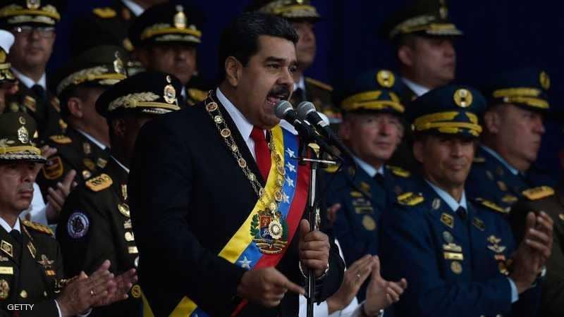 """أميركا تقدم """"فرضية مثيرة"""" عن محاولة اغتيال مادورو... الحادث """"يمكن أن يكون دبره نظام الرئيس نفسه""""!"""