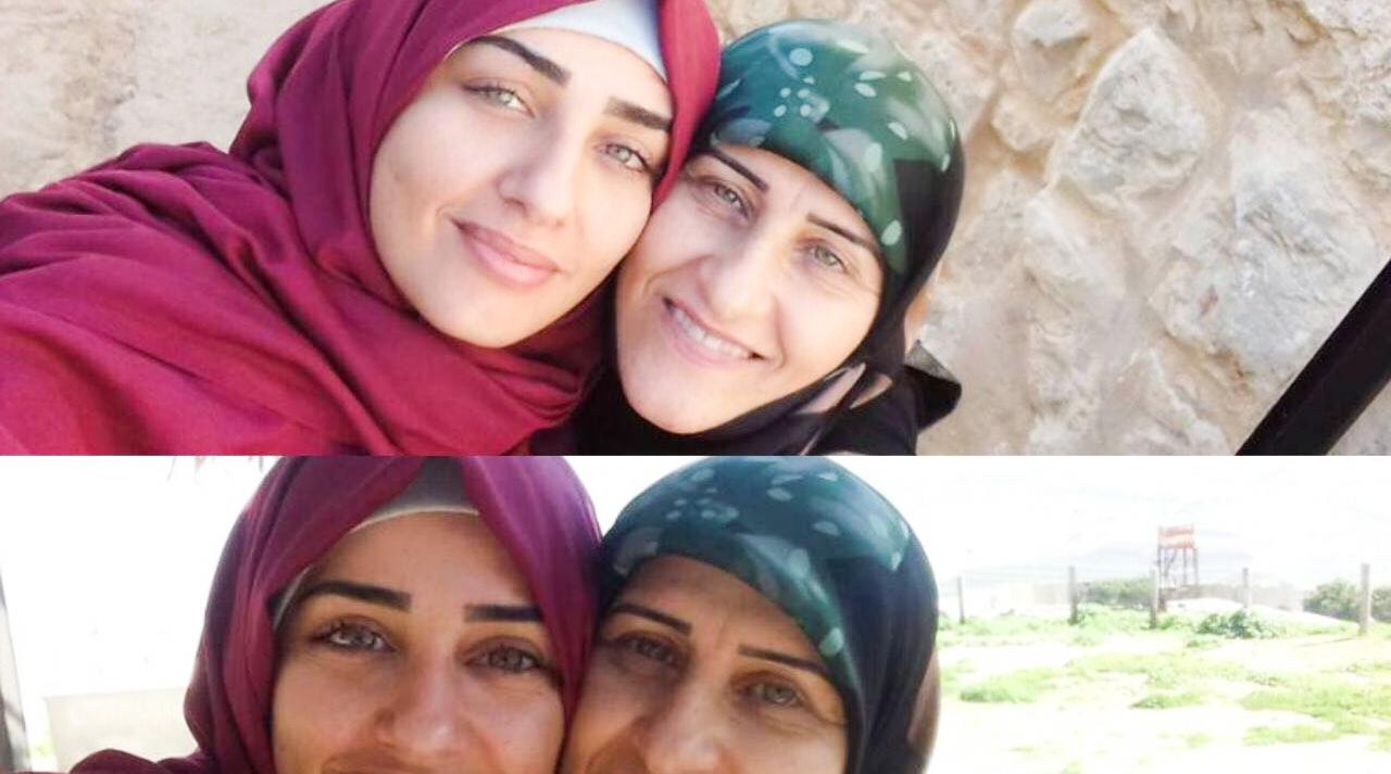 الذكرى السنوية الأولى لوفاة الحاجة هلا دياب والدة الزميلة لمى يوسف