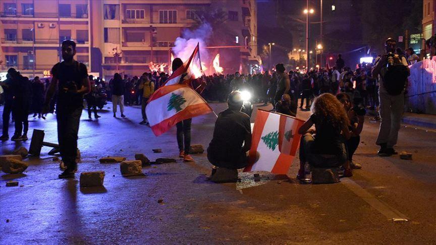 منظمة العفو الدولية: على السلطات اللبنانية إجراء تحقيق حول استخدام القوة ضد المحتجين