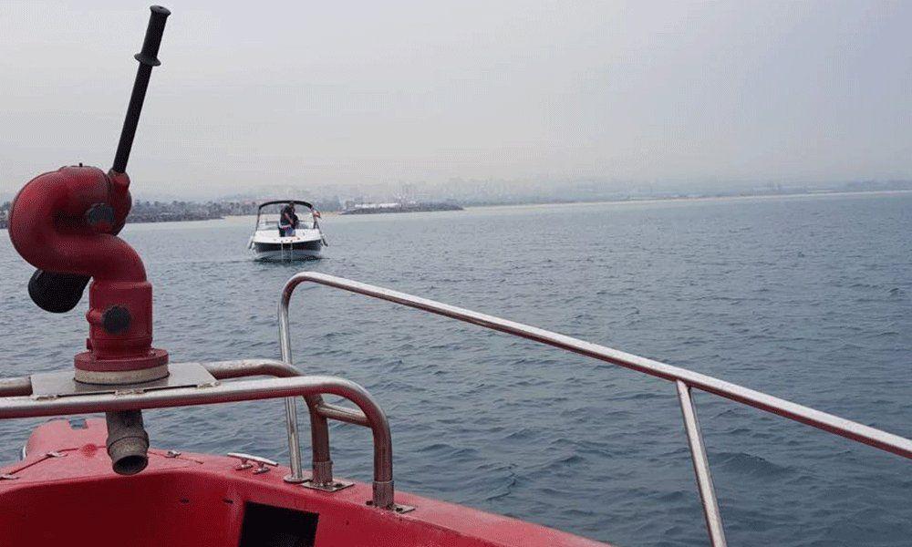 غريقان من التابعية المصرية أحدهما نقل بحالة انعاش قلبي رئوي على شاطئ جونية - كسروان