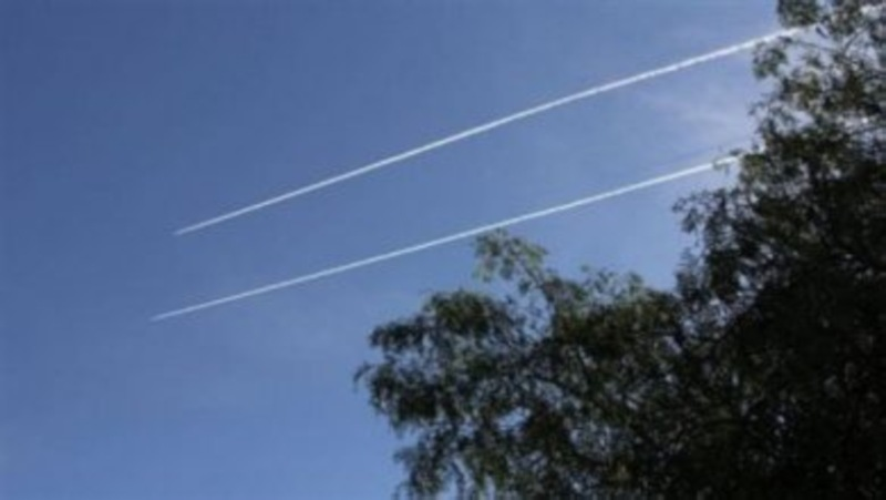تحليق مكثف لطائرات الاستطلاع الاسرائيلية المعادية في اجواء منطقة الناقورة