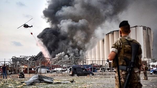 وزارة الصحة تنشر لائحة بأسماء شهداء انفجار بيروت